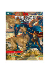 Dungeons & Dragons D&D 5th: Mythic Oddysseys of Theros