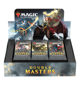 Wizards of the Coast MtG: Double Masters Booster Display