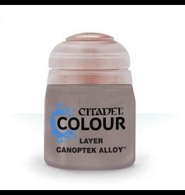 Citadel Citadel Paints: Layer -  Canoptek Alloy