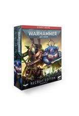 GW: Games Workshop GW: 40K:  Recruit Edition