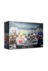 Citadel Citadel Paint: Warhammer 40K: Paints + Tools