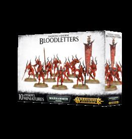 GW: Games Workshop GW: AoS: Bloodletters of Khorne