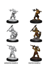 WizKids WZK NMU Minis: W12: Goblins & Goblin Boss