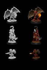 WizKids WZK NMU Minis: W12: Kobold Inventor, Dragonshield & Sorcerer