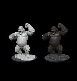 WizKids WZK NMU Minis: W12: Giant Ape