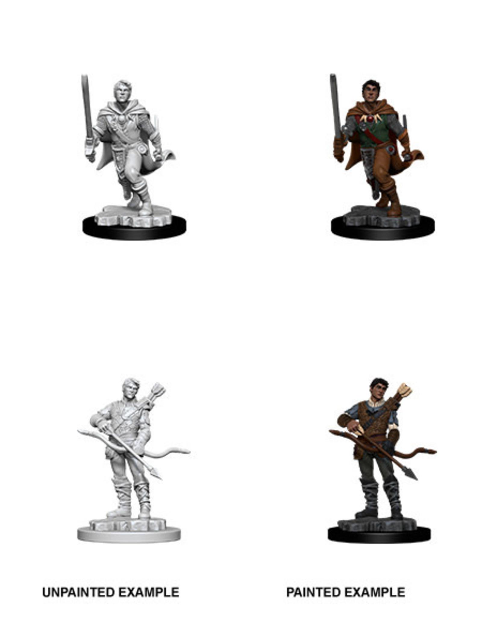 WizKids WZK D&D Minis: W11: Male Human Ranger