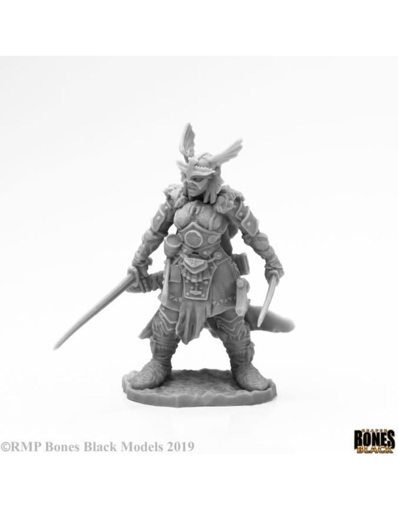Reaper Reaper: Bones Black: Frost Giant Heroine