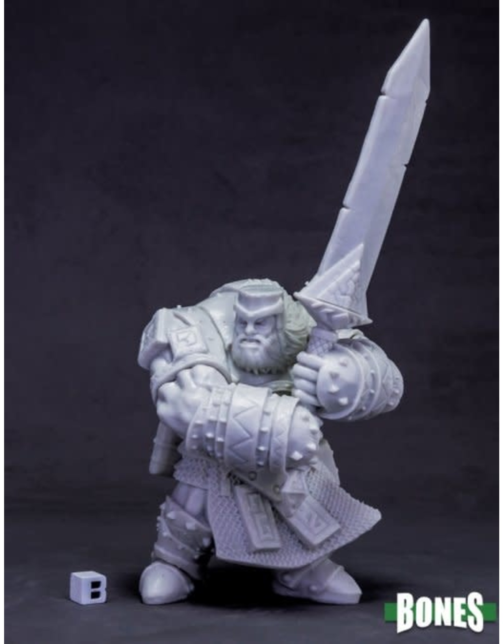 Reaper Reaper: Bones: Fire Giant Bodyguard
