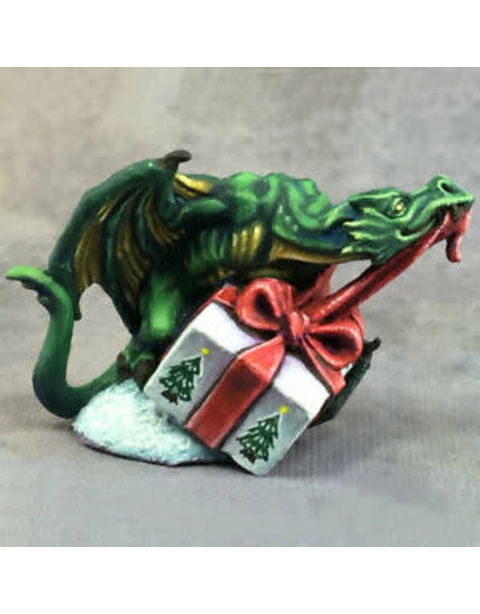 Reaper Reaper: 12 Days: Wrapping Dragon