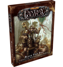 Warhammer Fantasy RPG: Black Fire Pass