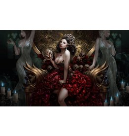 TableMat: Vampire Queen 8ft