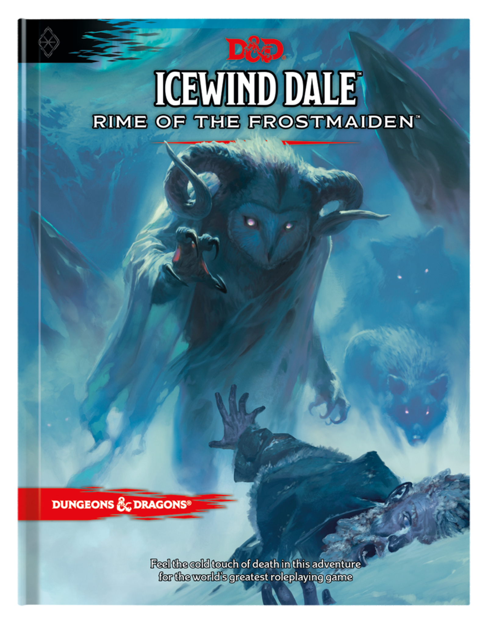 Wizards of the Coast D&D 5th Ed: Icewind Dale- Rime of the Frostmaiden