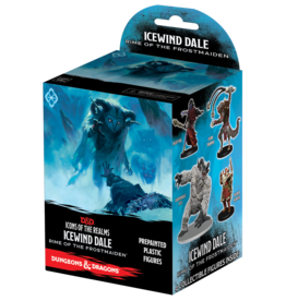 WizKids WZK D&D: IotR: Set 17: Icewind Dale: Rime of the Frostmaiden