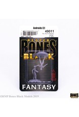 Reaper Reaper: Bones Black:  Androids (2)