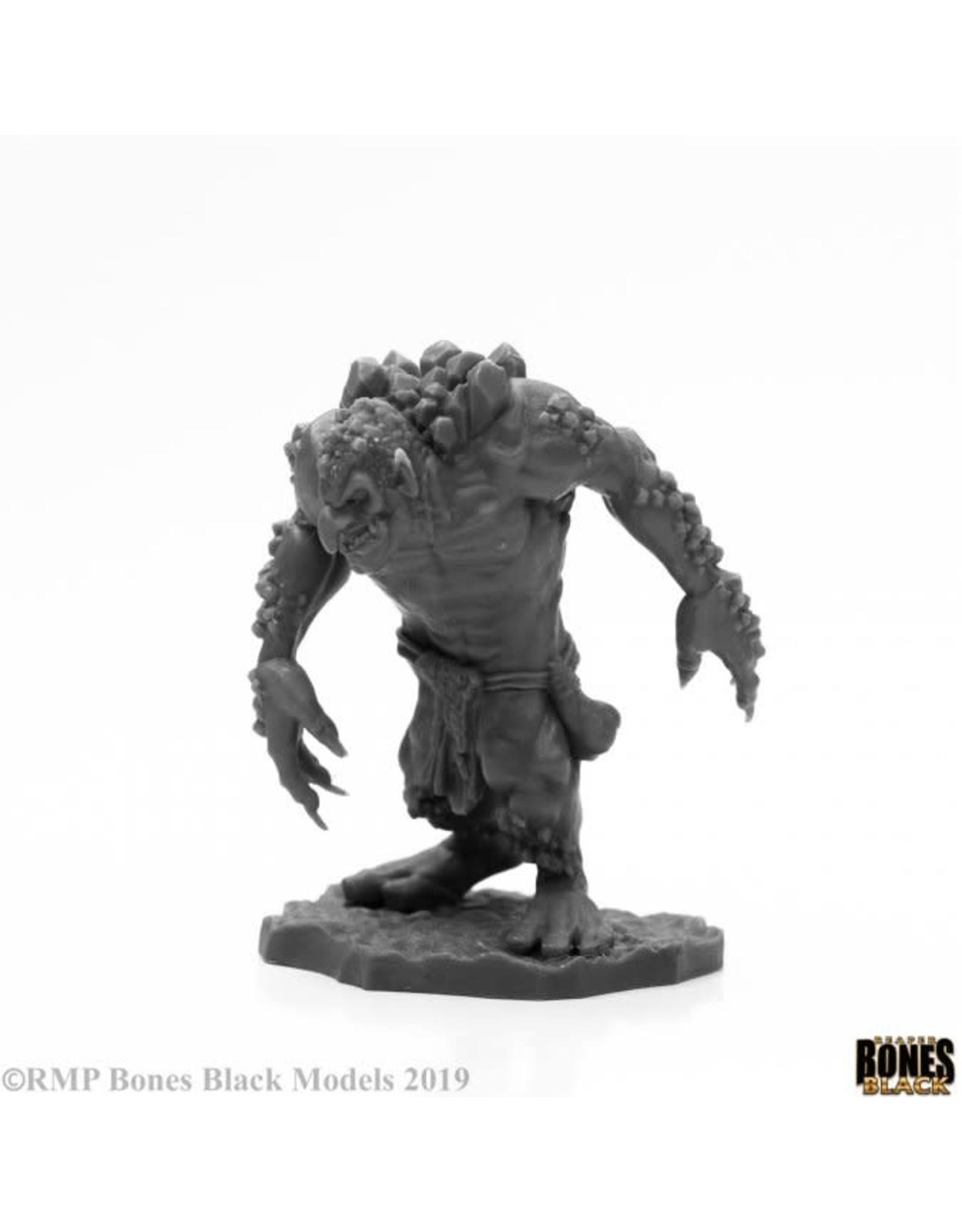 Reaper Reaper: Bones Black:  Rock Troll