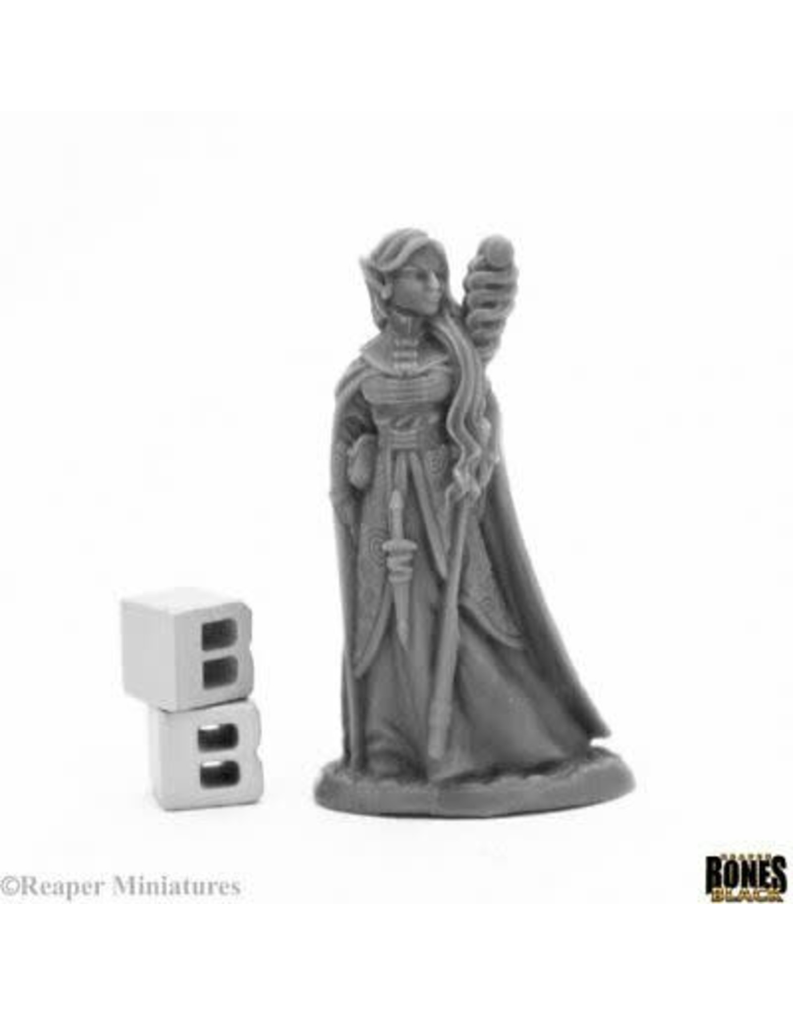 Reaper Reaper: Bones Black: Anthanelle, Female Elf Wizard