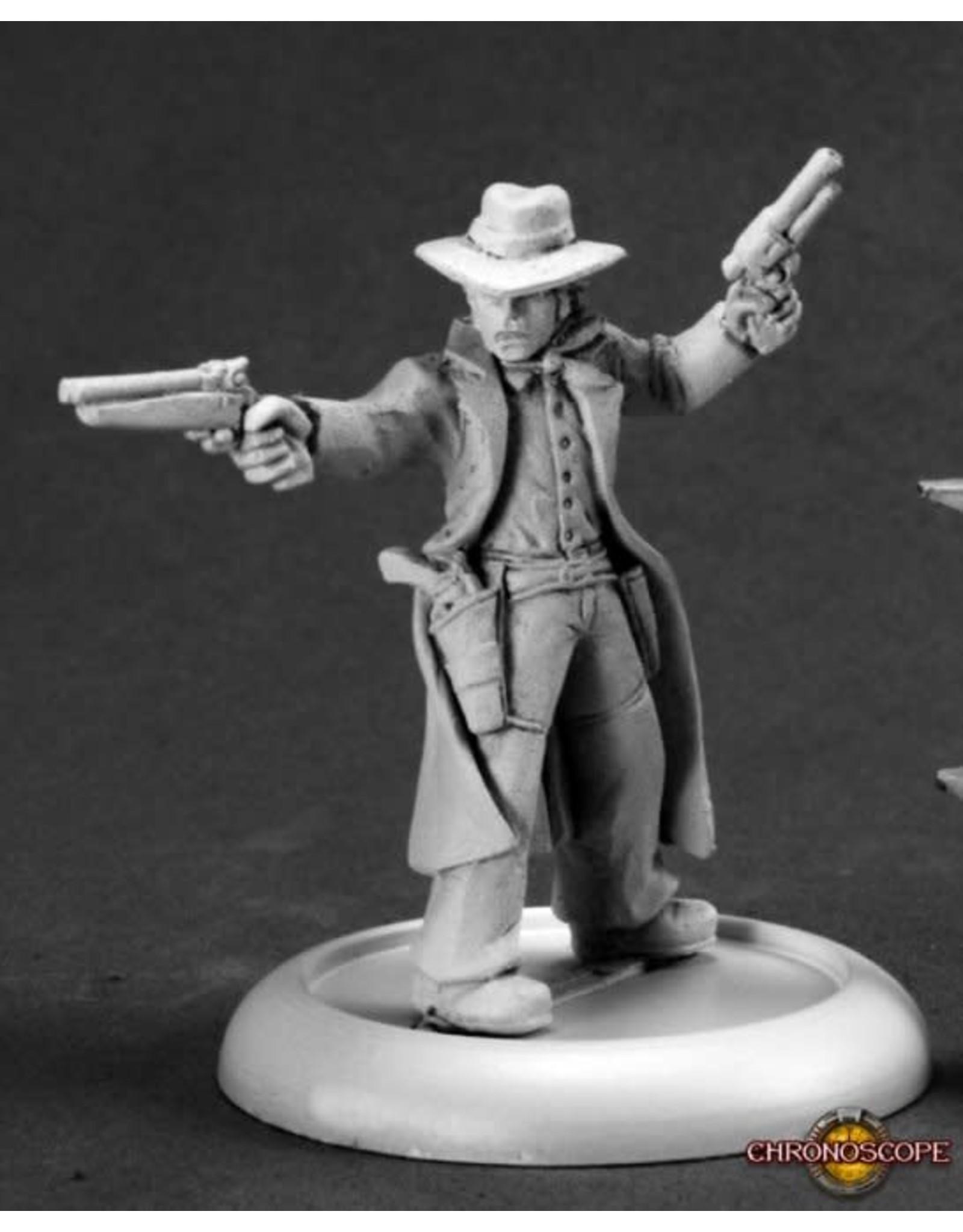 Reaper Reaper: Chronoscope: Hank Callahan, Gunslinger