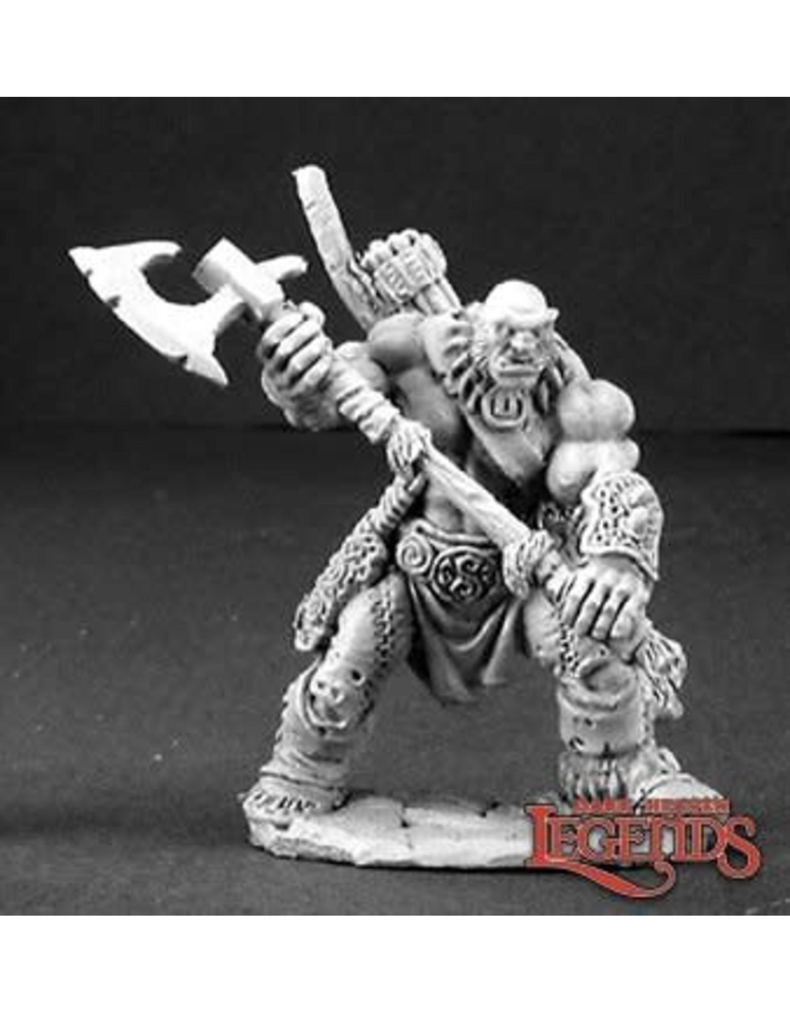 Reaper Reaper: Legends: Thelgar, Half-Orc
