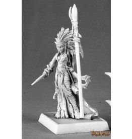 Reaper Reaper: Warlord: Liela Mordollwen, Dark Elf Sorceress
