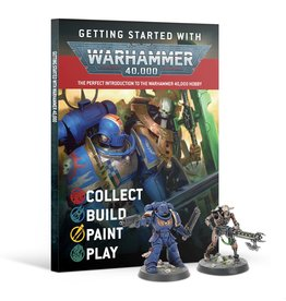 GW: Games Workshop GW: Getting Started with Warhammer 40K