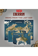 GaleForce9 GF9: Vinyl Game Map: Ebberon