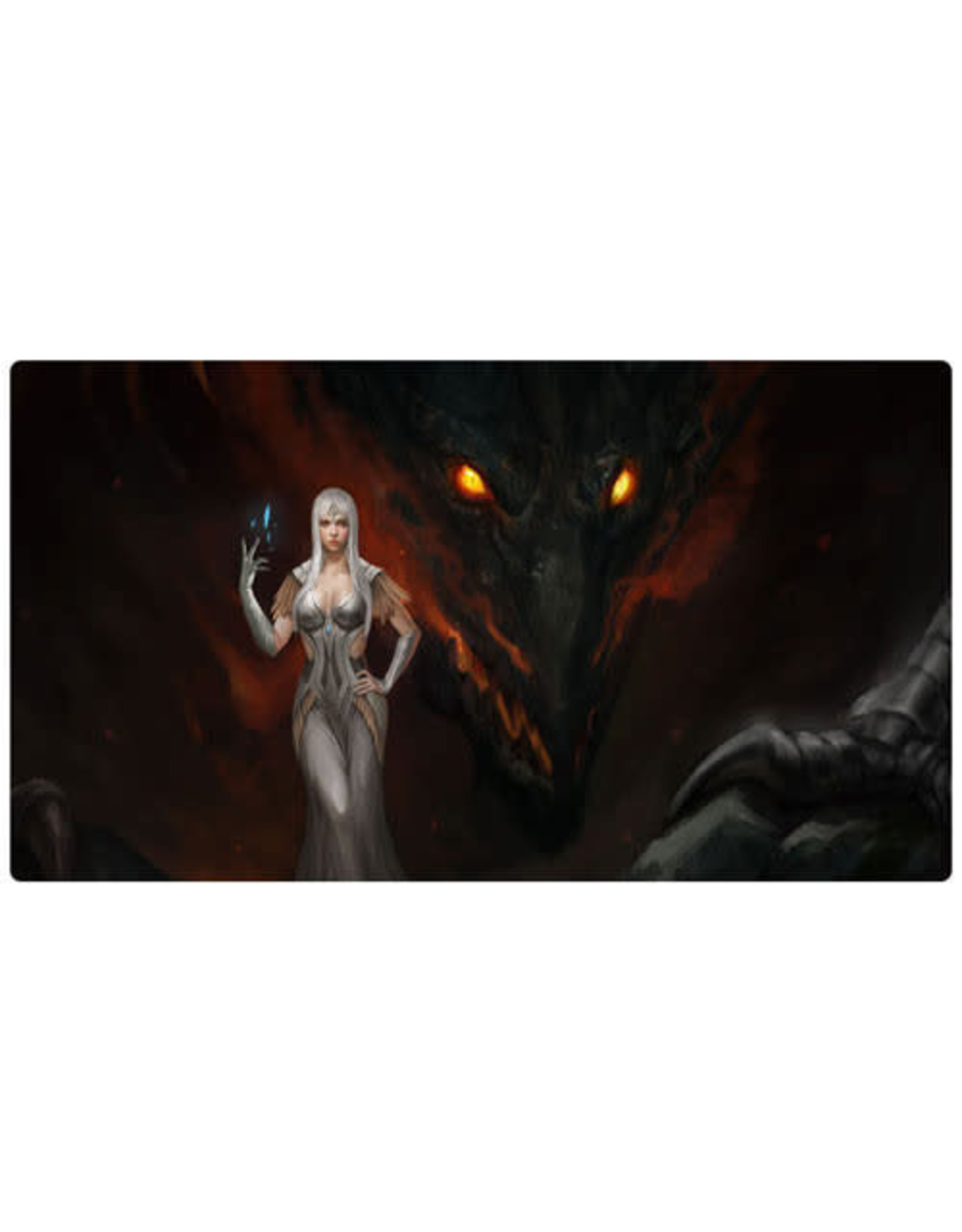 HCD: Playmat: Keeper of the Flame