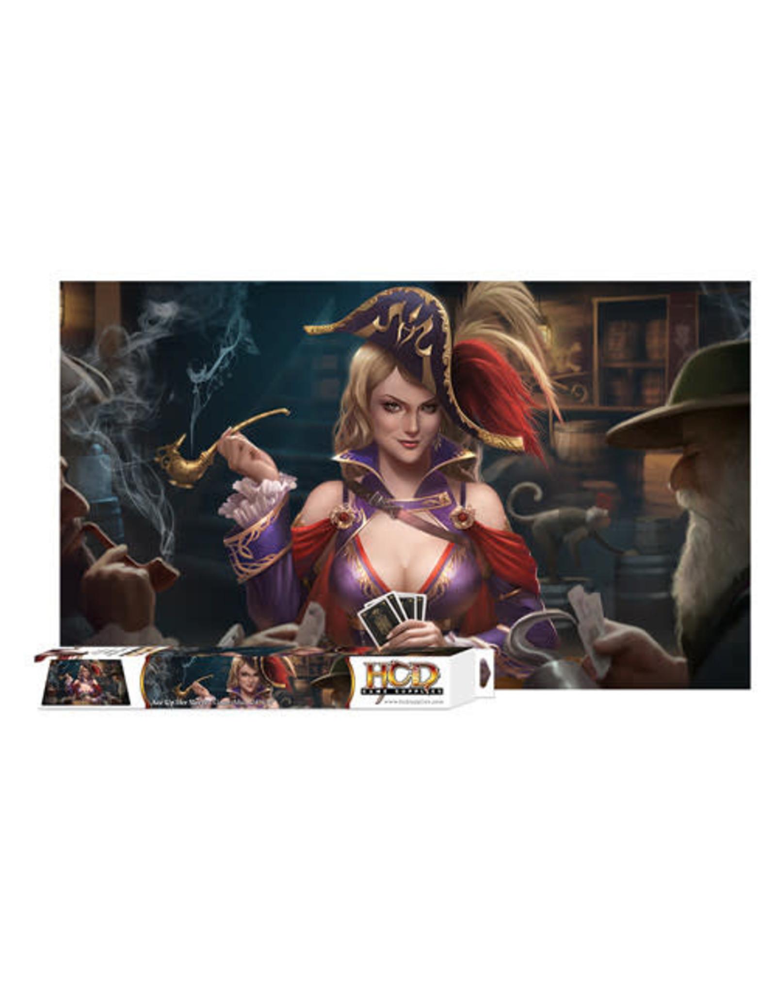 HCD: Playmat: Ace Up Her Sleeve