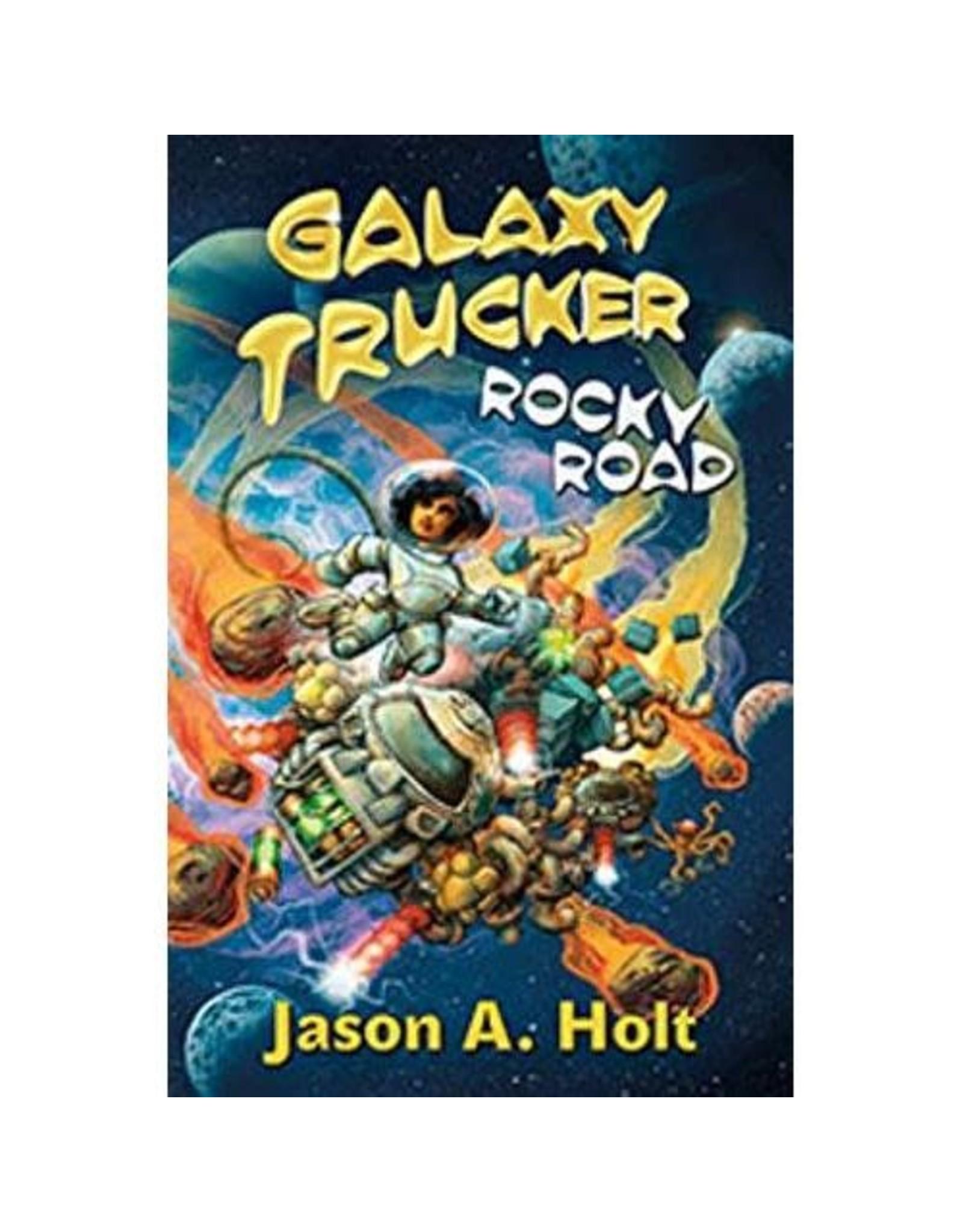 ITTD: Galaxy Trucker: Rocky Road (Novel)