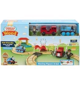Fisher Price Toy Train Set: FP Thomas Figure-8 Set
