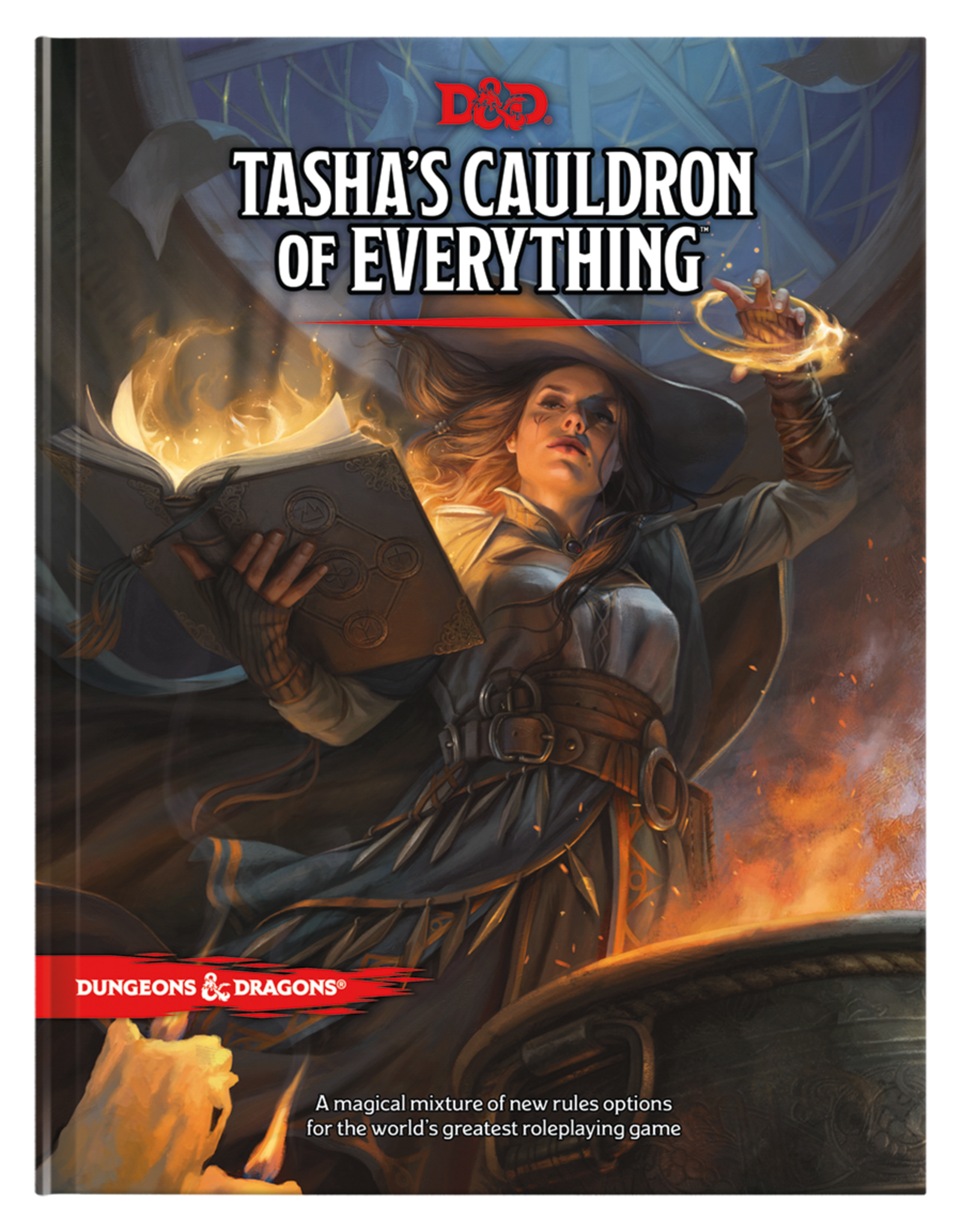 Wizards of the Coast D&D 5th Ed: Tasha's Cauldron of Everything