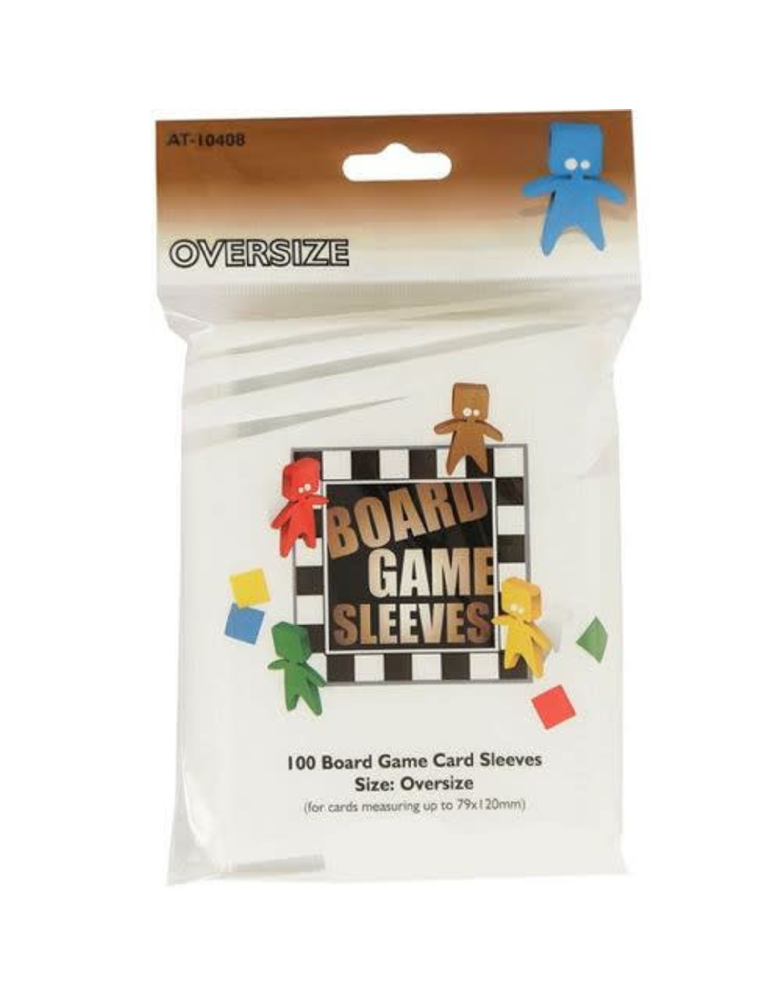 Arcane Tinmen: Oversize Board Game Sleeves 3.125in x 4.75in (100)