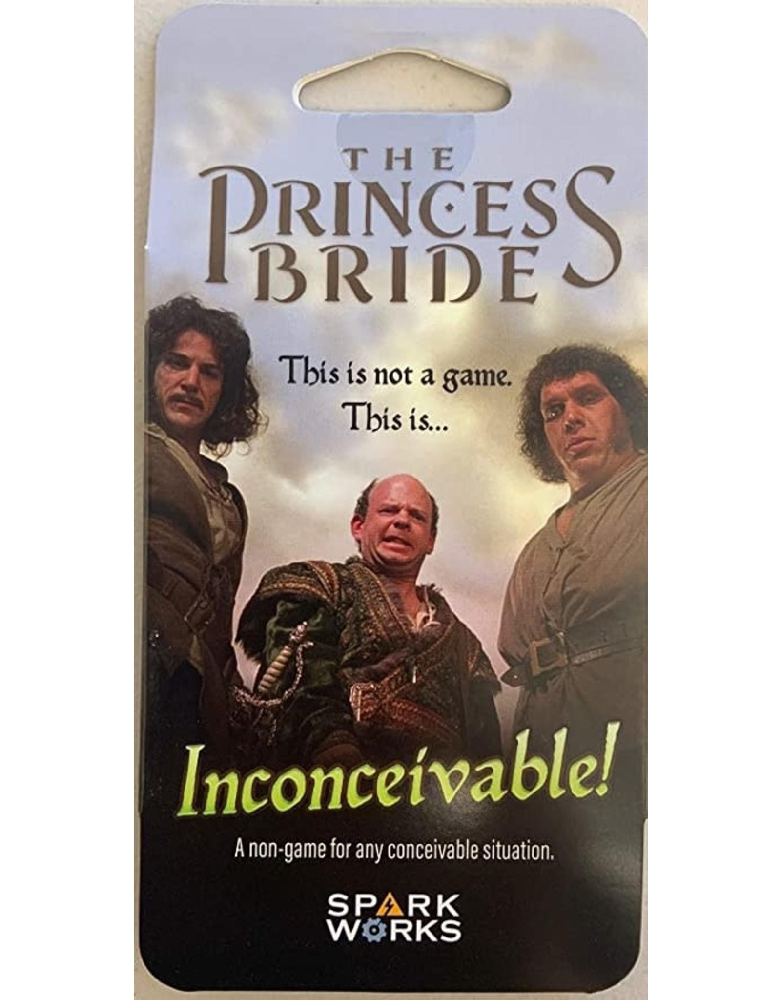Board Game: The Princess Bride: Inconceivable!