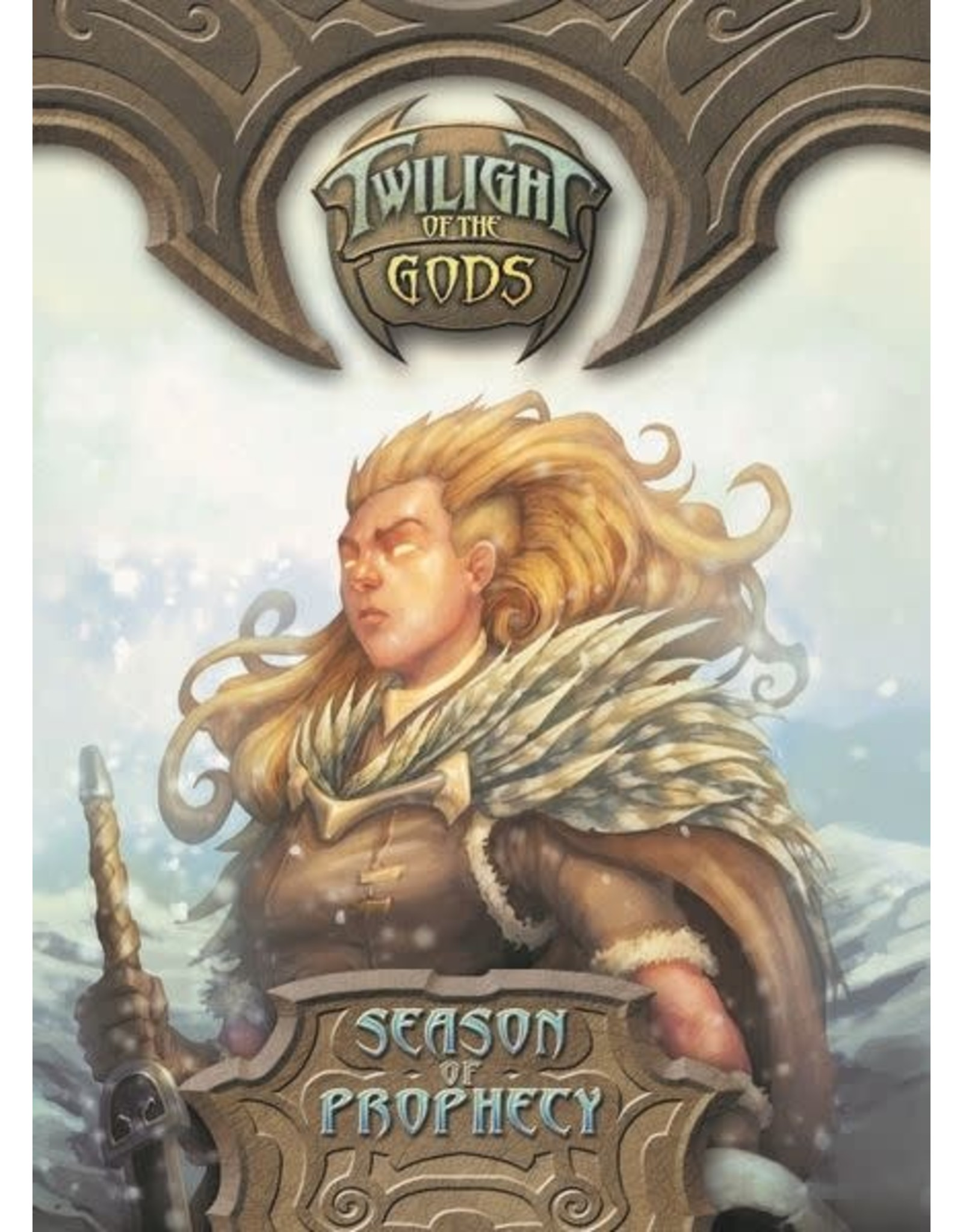 Board Game: Twilight of the Gods: Season of Prophecy