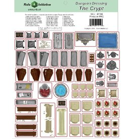 Role4Initiative R4I: Dungeon Dressing: The Crypt