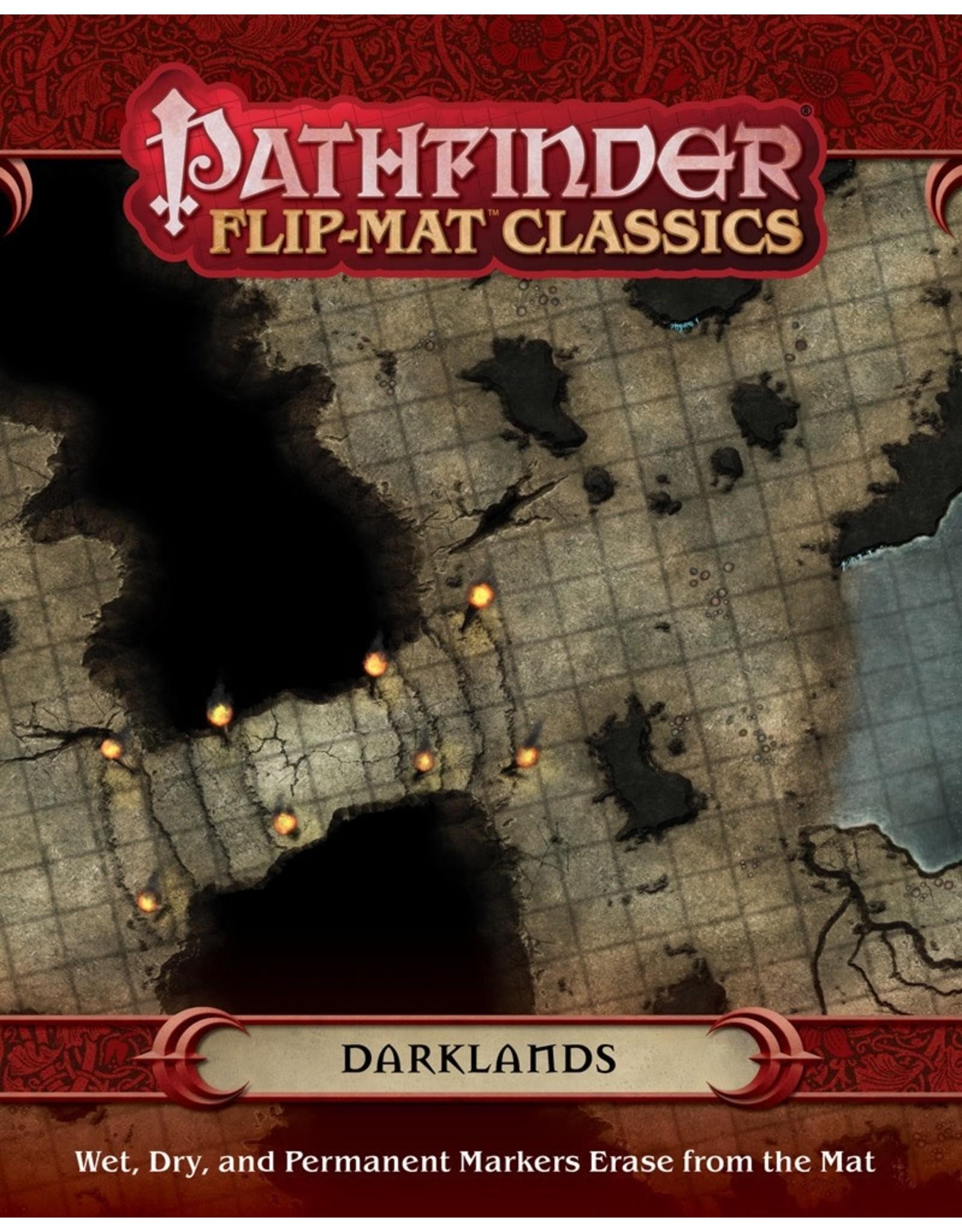 Pathfinder GameMastery Flip-Mat: Darklands