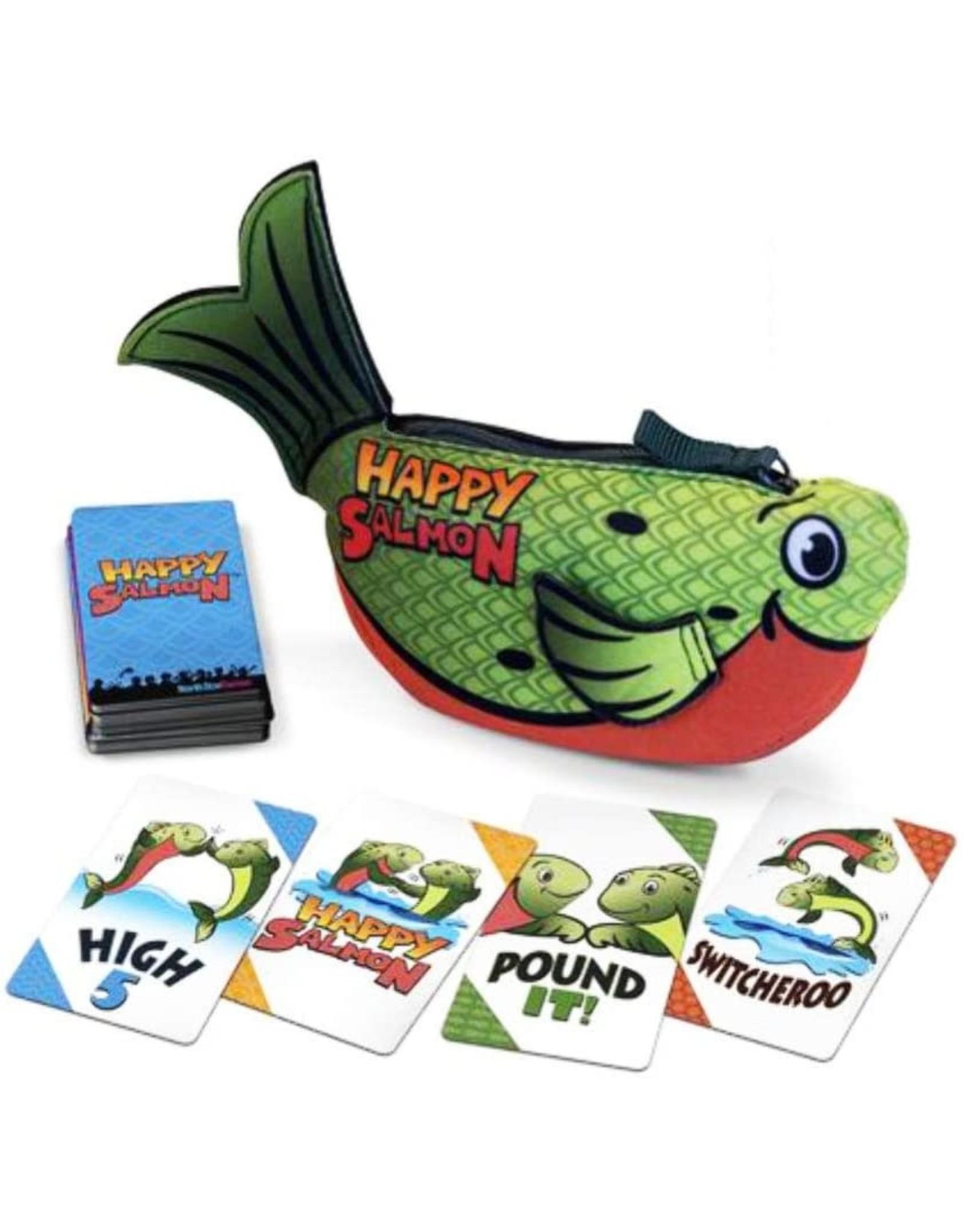 Card Game: Happy Salmon