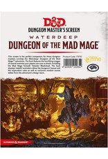 GaleForce9 GF9: DM Screen: Waterdeep Dungeon of the Mad Mage