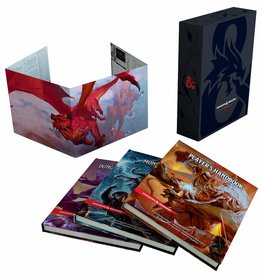 Wizards of the Coast D&D: Core Rulebook Gift Set (ST)