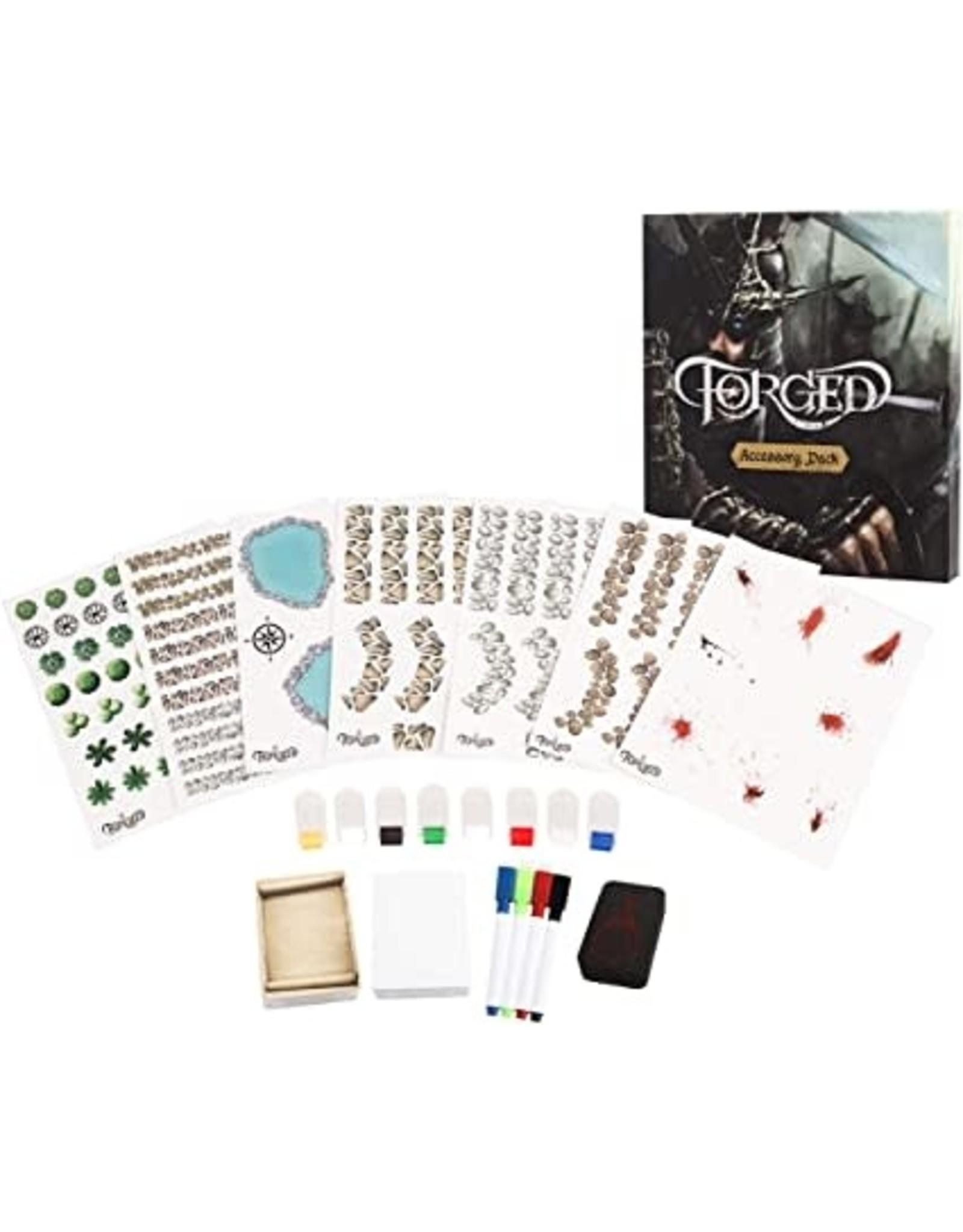 ForgedDice: Accessory Pack