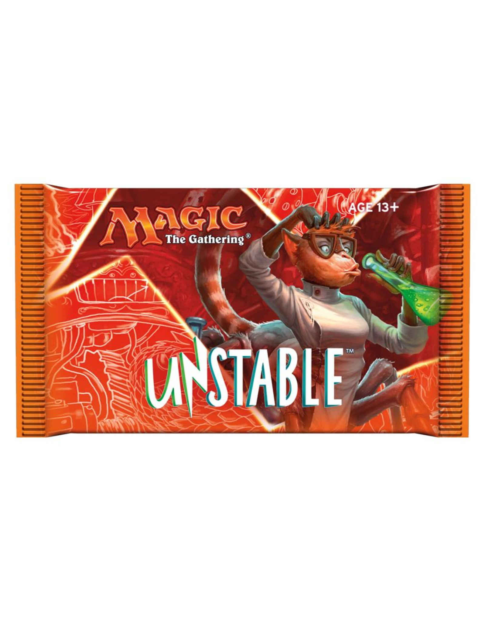 Wizards of the Coast MtG: Unstable Booster Pack