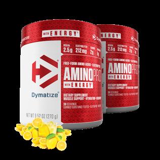 DYMATIZE AMINOPRO BCAA (no caffeine)