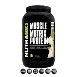 NUTRABIO Muscle Matrix Protein 2 lb