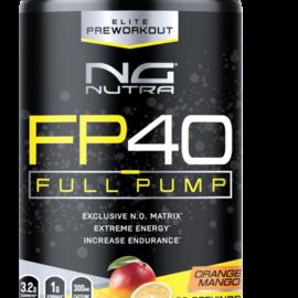 NG nutra FP40 Full Pump