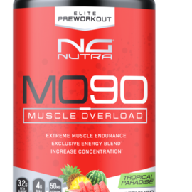 NG nutra MO90(muscle Overload)- Tropical Paradise