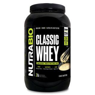 NUTRABIO NUTRABIO Classic Whey protein