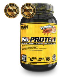 MAN SPORTS Man sports : ISO-Protein 2lb