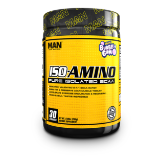 MAN SPORTS ISO-AMINO – 30 Servings