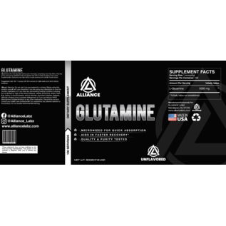 Alliance Labz Glutamine
