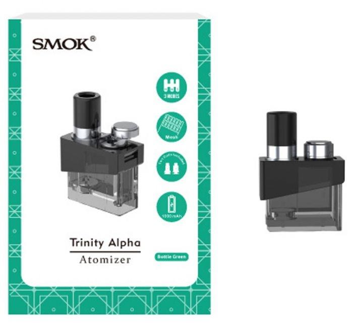 Trinity Alpha Replacement Pod