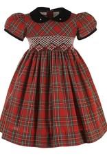 Carriage Boutique Short Sleeve Yoke Dress